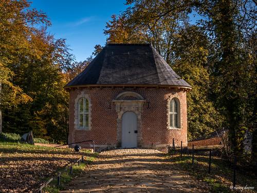 Gasbeek, Kasteel van Gaasbeek (Lusthof).