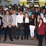 Diálogo con jóvenes universitarios UNMSM y Carmen Reinhart - U. de Harvard 7-11-2019