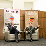 49061055428 Bob Costas and Bob Ley - The Changing Face of Sports Media