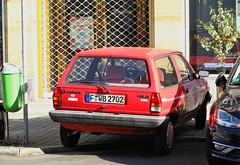 Volkswagen Polo Fox