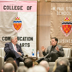 49061562186 Bob Costas and Bob Ley - The Changing Face of Sports Media
