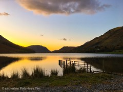 Buttermere, Derwent, Lake District, England