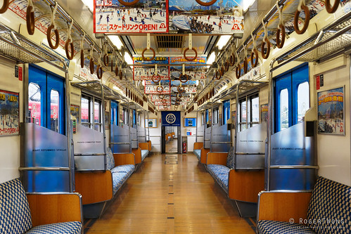 20191113-01-Local train to Kawaguchiko