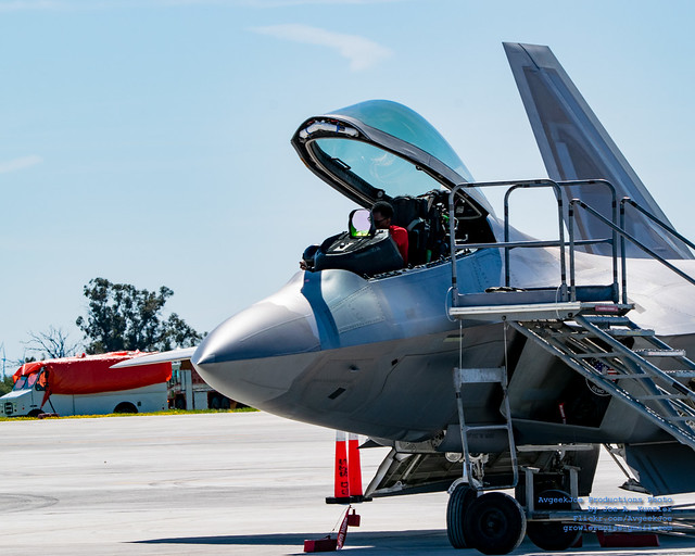 Getting the F-22 Raptor Ready to Rock