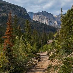 glacier creek trail