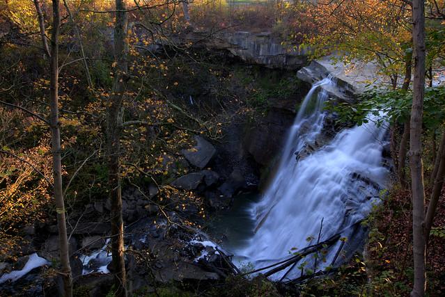 Brandywine Falls HDR