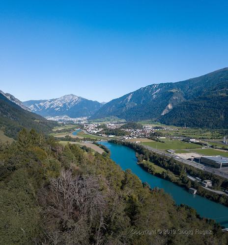 Schweiz, Graubünden, Ems
