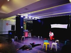 Auto-workshops de performance : le Documentaire Vivant