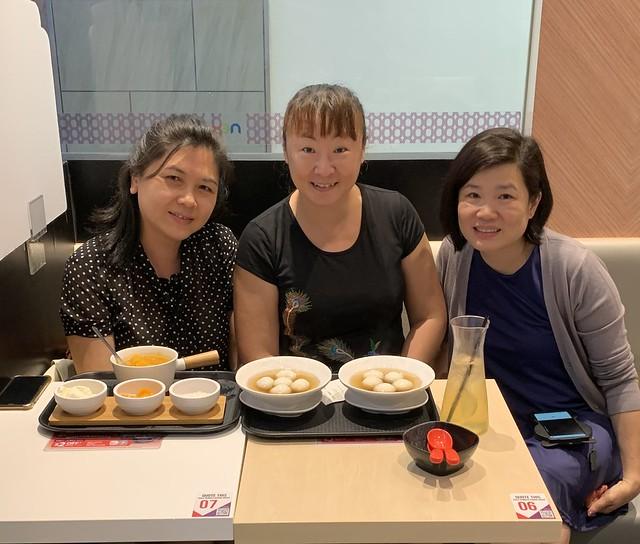 Dessert with Li Peng & Siew Khuan at Sheng Kee Dessert, NEX