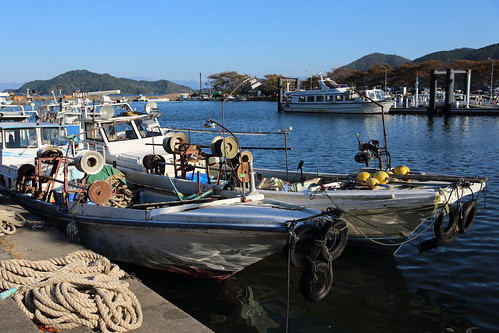 Small harbor