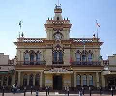 Playful Town Hall