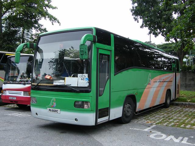 Volvo B7R | SC Auto Classic | Goh Transport | PA 6611 C