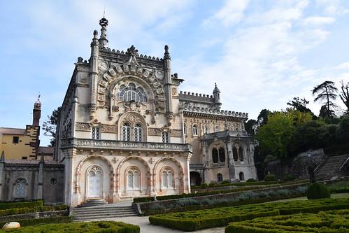 Hotel Palace (Buçaco, Portugal, 23-9-2014)