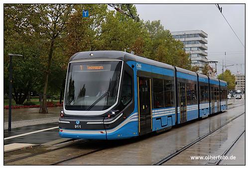 Tram Chemnitz - 2019-09