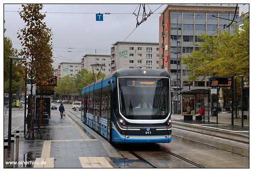 Tram Chemnitz - 2019-10