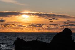 soleil couchant - Photo of Six-Fours-les-Plages