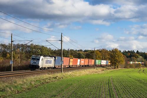 Muessen Feld Metrans 386 014-5 Container