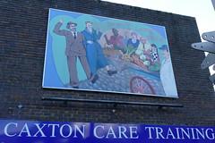 Lambeth Walk Murals