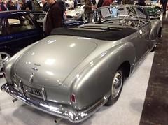 Lancia Aurelia Pininfarina Cabriolet (1951)