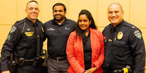 2019 Citizen Police Academy - Graduation