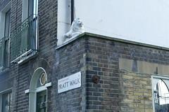 Pratt Walk Lion, Lambeth