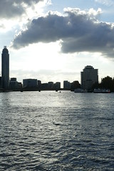The Thames at Vauxhall