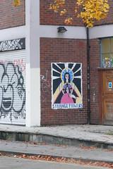 Street Art, Prince Edward Road, Hackney Wick