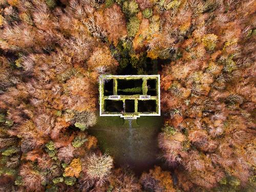 Moore Hall...Fall, Mayo, Ireland