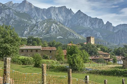Pueblo montañés