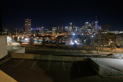 The ever evolving downtown Denver skyline.