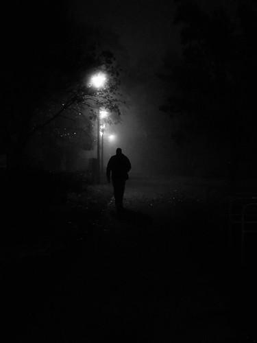 The fog of horror