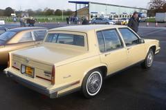 Cadillac Sedan DeVille (1986)
