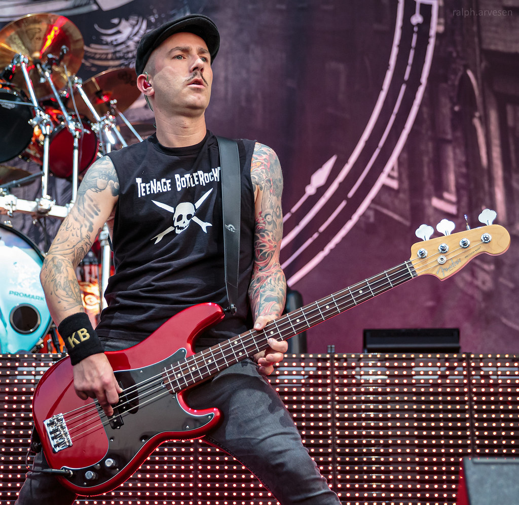 Volbeat | Texas Review | Ralph Arvesen