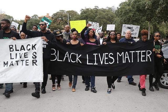 O movimento americano Black Lives Matter confirmou presença. Colômbia, Equador e África do Sul também terão representantes - Créditos: Foto: Instagram/Black Lives Matter