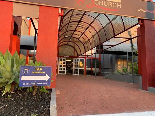 Tav Ministries at the facility of Heart City Church