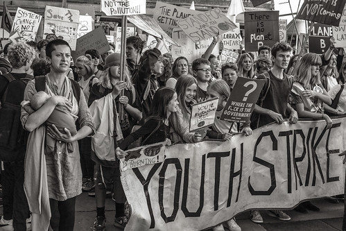 Youth strike