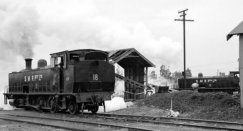 East Greta depot