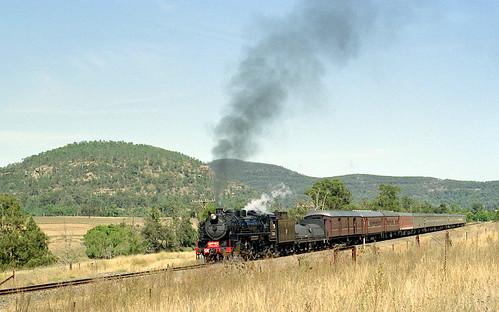 Ulan line Steam