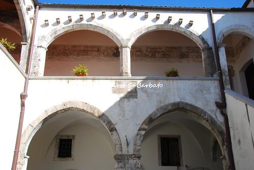 Carinola (CE), 2010, Palazzo Novelli.