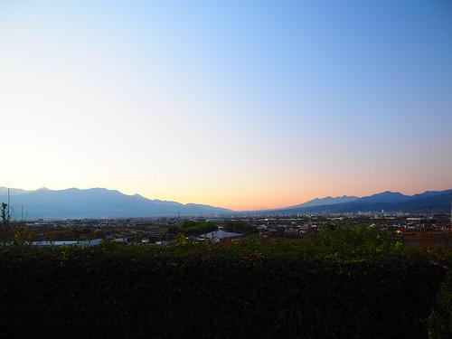Kofu Basin/甲府盆地