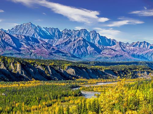 Alaskan Fall Time