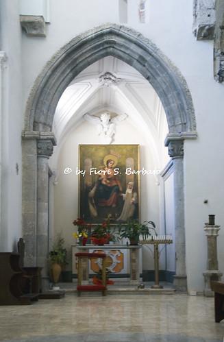 Carinola (CE), 2010, Cattedrale.