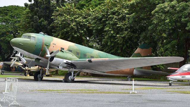 Douglas C-47 Skytrain c/n 19010 Thailand Air Force serial L2-39/15 code 547