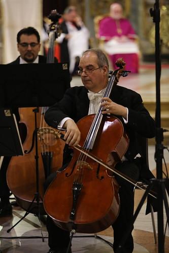 The Orchestra Antonio Saleiri plays The Swan - Saint Saens
