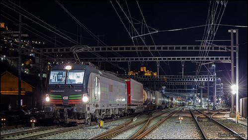 27 februari 2019 - SBB Cargo 193 259 - Bellinzona