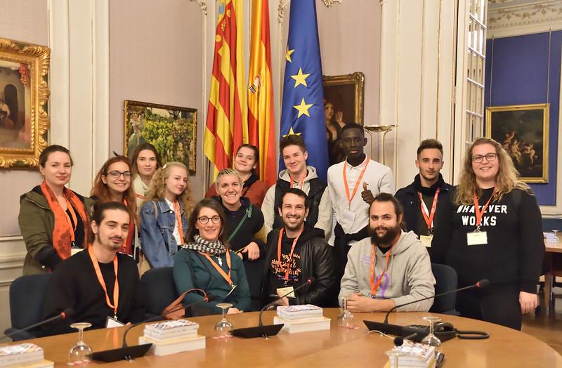 Projecte Europeu del Consell València de la Joventut