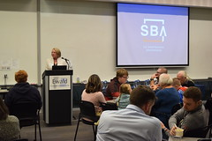 SBA Emerging Leaders Graduation 2019
