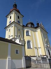 Dobrá Voda, The Pilgrimage Church of the Assumption of the Virgin Mary