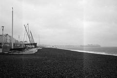Pier in the Mist