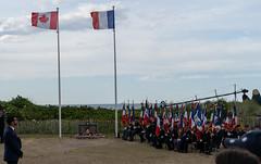 Cérémonie Internationale, 75ème anniversaire du Débarquement